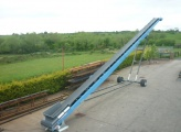 BRM 80-30E MOBILE RADIAL CONVEYORS
