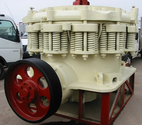 New SYMONS 4 1/4' Cone Crushers