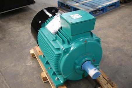Brook Crompton 90 Kw Electric Motor Port Amp Quarry
