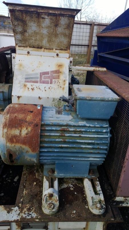 Craven Fawcett D500a Twin Rolls Crusher Sold Port Amp Quarry