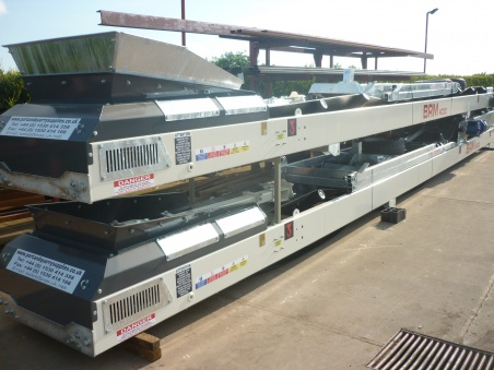 BRM Moble Radial Conveyor