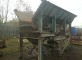 BROWN LENOX Primary Crusher Feeder Unit
