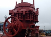 NORDBERG Symons 3 Ft Shorthead Hydraulic Cone Crusher