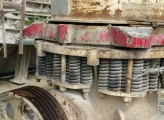 BERGEAUD Symons 3' Shorthead Cone Crusher