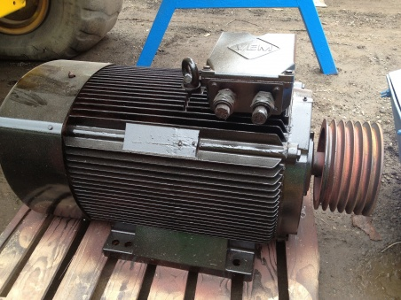 132 kw electric motor sold port quarry for Electric motors for sale used